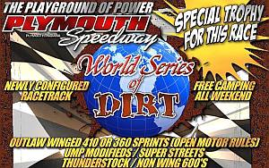 Plymouth Speedway_World Series of Dirt