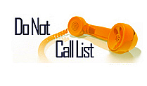 Do not call list is midnight est on tuesday nov 17 the updated list