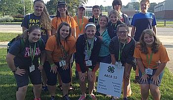 4-H Purdue Camp2014-2