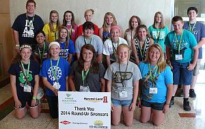 4-H Purdue Camp2014