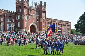 Culver Summer Camp S Weekly Parades Move To Saturdays At 7