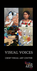 CMA_Visual Voices Banner Flier
