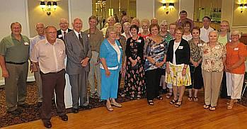 PHS_Alumni_class of 64 50 years