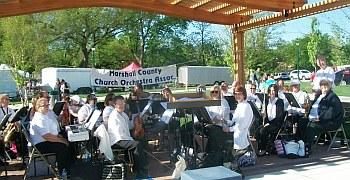 MC Church Orchestra 2014