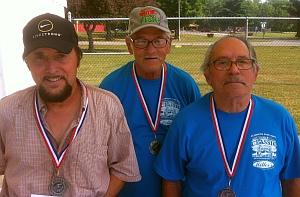 SeniorGames_Shuffle Board Winners2014