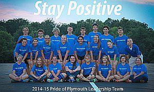 PHSBand_StayPositive2014