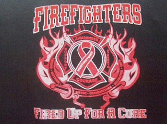 FIrefighters for a cure 2014
