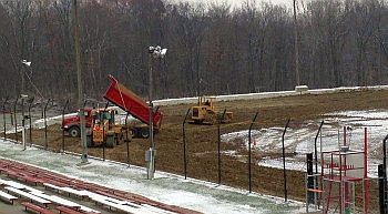 New Clay Installed At Plymouth Speedway Banquet Scheduled