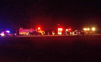 3 Injured In Roll Over Crash On St Rd 10 Wtca Fm 106 1