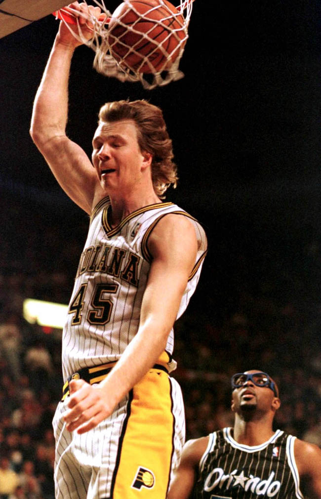 Former Pacer Rik Smits to make appearance | WTCA FM 106.1 ...