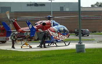 Man Airlifted After Crash Wtca Fm 106 1 And Am 1050 The