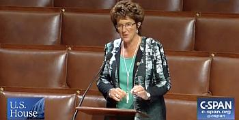 Jackie Walorski on House floor