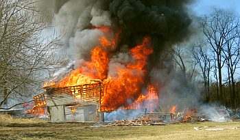 Cause of Barn Fire Being Investigated by Plymouth Fire ...