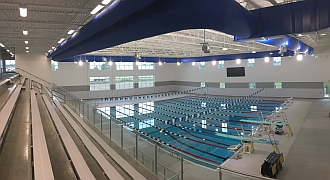 Aquatic Center_pool with water