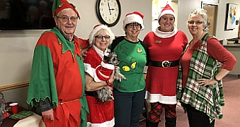 Miller's_Red and Green Party Staff and Volunteers Dec 2019