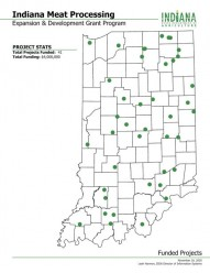 Indiana Meat Pross.Grant