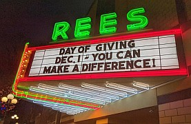 REES-day of givig 2020